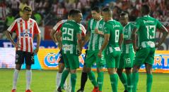 Junior - Atlético Nacional 2019