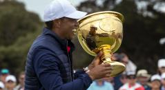 Tiger Woods, Presidents Cup