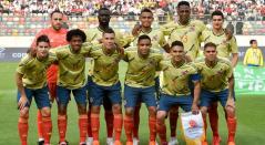 Selección Colombia, equipo formado