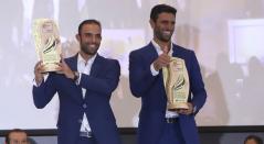 Cabal y Farah - Deportista del Año 2019