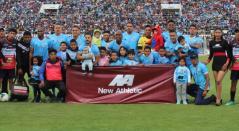 Binacional, campeón del fútbol peruano