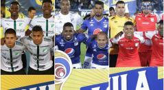 Deportivo Cali, Millonarios y Santa Fe