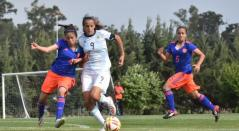 Colombia vs Argentina femenino Amistoso