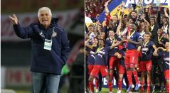 Julio Comesaña e Independiente Medellín