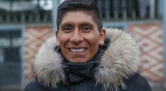 Nairo Quintana en Francia