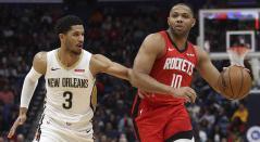 Houston Rockets perdió ante los New Orleans Pelicans