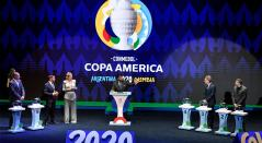 Sorteo, Copa América