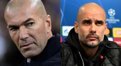 Zidane - Guardiola