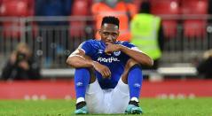 Yerry Mina, Everton, Premier League