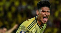 Jorge Carrascal, Selección Colombia sub-23