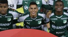 Alex Castro, jugador del Deportivo Cali