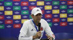 Arturo Reyes, técnico de la Selección Colombia