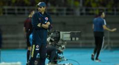 Arturo Reyes, técnico de la Selección Colombia Sub-23