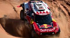 Stéphane Peterhansel (Mini) ganó este jueves la undécima y penúltima etapa del Dakar-2020