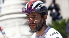 Fernando Gaviria, ciclista colombiano del UAE