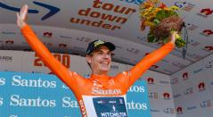 Daryl Impey, nuevo líder del Tour Down Under