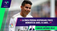 James Rodríguez, Real Madrid - Palabras Mayores
