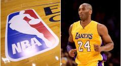 Kobe Bryant - logo de la NBA