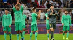 Real Madrid jugará la final de la Supercopa