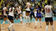 Voleibol Femenino Selección Colombia