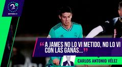 Palabras Mayores - James Rodríguez - 23 de enero 2020