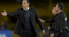 Aldo Bobadilla, director técnico de Independiente Medellín