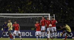 Colombia vs Chile - Torneo Preolímpico sub-23