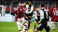 Milan Vs. Juventus - Copa Italia