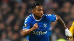 Alfredo Morelos, Rangers, Europa League