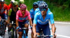 Andrey Amador, ciclista costarricense