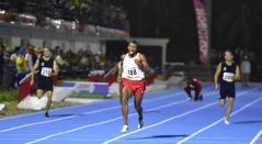 Atletismo colombiano. Anthony Zambrano