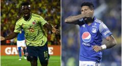 Selección Colombia Sub23 - Millonarios