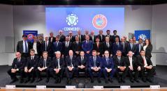 Acuerdo entre Conmebol y la UEFA