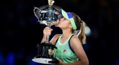 Sofía Kenin - Campeona del Abierto de Australia