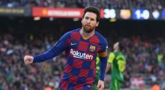 Lionel Messi, figura del Barcelona FC
