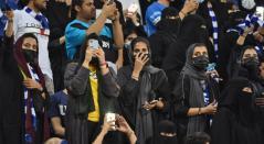 Mujeres fútbol en Arabia Saudita