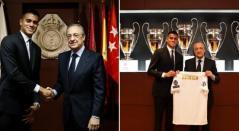 Reinier, presentado en el Real Madrid