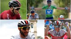 Froome, Gaviria, Pogacar y Valverde, las estrellas que tendrá el UAE Tour