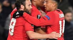 Manchester United, equipo reunido
