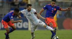 Messi y Falcao - Copa América 2019