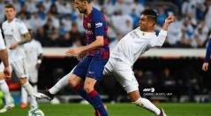 Sergio Busquets - Real Madrid vs Barcelona 2020