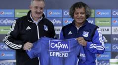 Enrique Camacho y Alberto Gamero - Millonarios 2020
