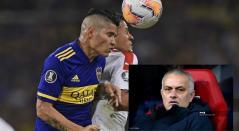 Jorman Campuzano, José Mourinho, Boca Juniors