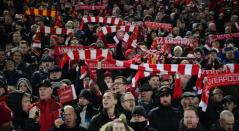 Liverpool, estadio de Anfield