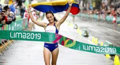 Sandra Lorena Arenas, Juegos Panamericanos Lima 2019