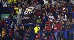 Hinchas de Medellín