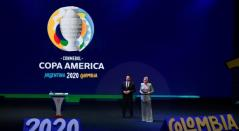 Copa América, Argentina - Colombia 2020
