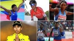 Colombianos que se verían afectado tras la no realización de Tokio 2020