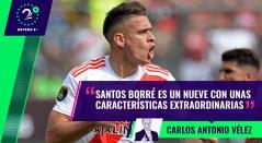 Rafael Santos Borré - Palabras Mayores 26 de marzo