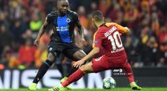 Éder Álvarez Balanta, Brujas vs Galatasaray